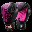 Twins boxkesztyű FBGV-TW3 fekete-pink