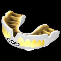 OPRO Power-fit teeth fogvédő - fehér