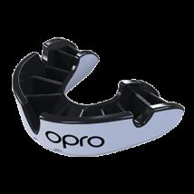 OPRO Silver fogvédő - fehér