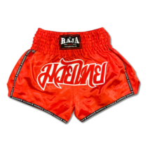 Raja thai-box nadrág - piros