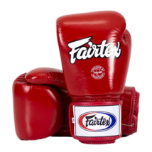 boxkesztyű_fairtex_bgv-1_fairtex, piros, boxkesztyű, kesztyű, muay thai, thai-box, kick-box
