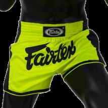 Fairtex thai-box nadrág BS1706 - zöld