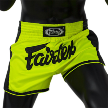 Fairtex thai-box nadrág BS1706 - zöld