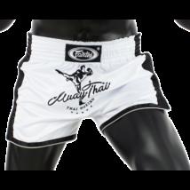 Fairtex thai-box nadrág BS1707 - fehér
