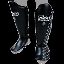 Fairtex sípcsontvédő SP5 - fekete