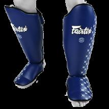 Fairtex sípcsontvédő SP5 - kék