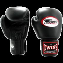 Twins bőr boxkesztyű BGVL-3 - fekete