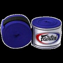 Fairtex bandázs HW2 - kék (4,5m elasztikus)