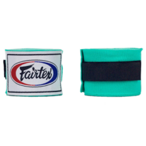 Fairtex bandázs HW2- Menta zöld (4,5m elasztikus)