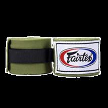 Fairtex bandázs HW2- oliva zöld (4,5m elasztikus)