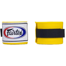 Fairtex bandázs HW2 - sárga (4,5m elasztikus)