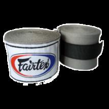Fairtex bandázs HW2 - szürke (4,5m elasztikus)
