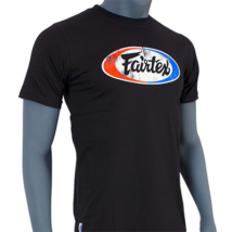 Fairtex póló - TS4 - fekete