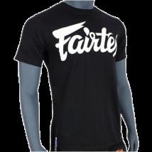 Fairtex póló - TS7 - fekete