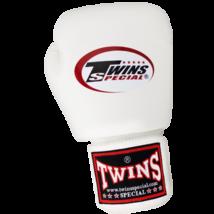 Twins bőr boxkesztyű BGVL-3 - fehér
