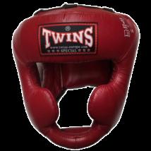 Twins fejvédő - bordó