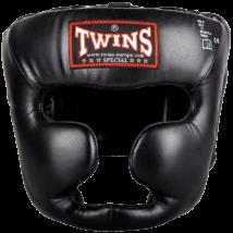 Twins fejvédő - fekete   (M-L)