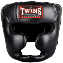 Twins fejvédő - fekete