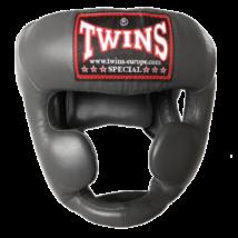 Twins fejvédő - szürke   (M-L)