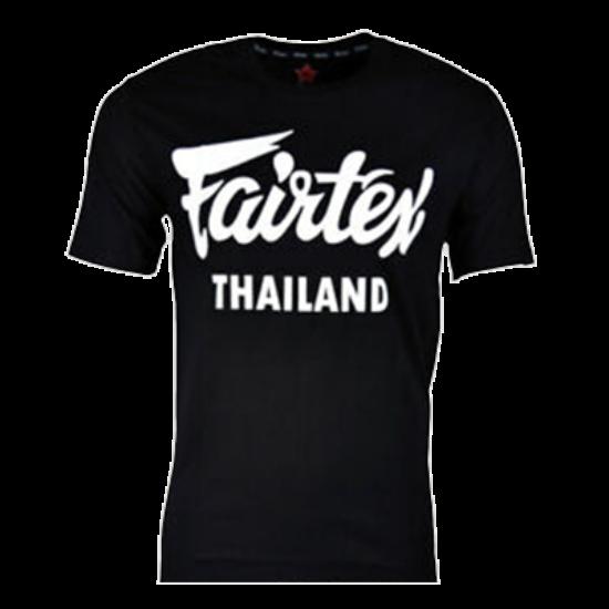 Fairtex póló - TST56 - fekete