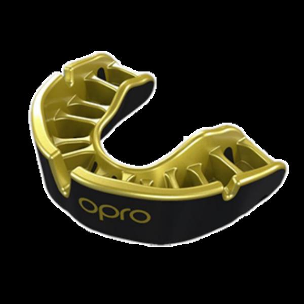 Opro gold fogvédő - fekete