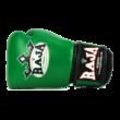 Raja bőr boxkesztyű RBGV-1 - zöld