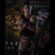 URFACE x Fairtex thai-box nadrág és boxkesztyű