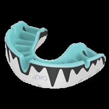 OPRO Platinum fogvédő - fehér/menta