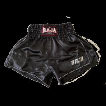 Raja thai-box nadrág - fekete